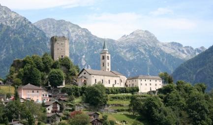 Santa Maria di Calanca
